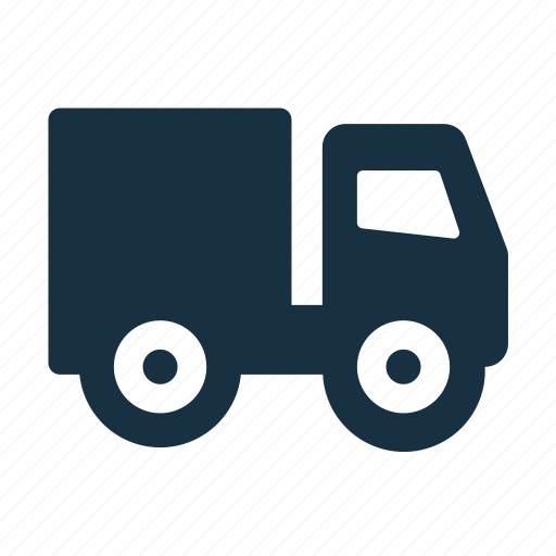 box, cargo, shipping, transport, transportation, truck, vehicle icon