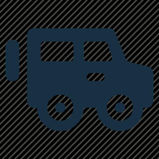 auto, car, road, suv, transport, transportation, vehicle icon