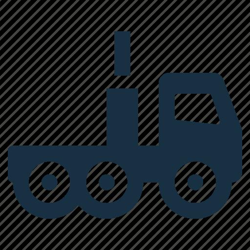 shipping, trailer, transport, transportation, truck, vehicle icon
