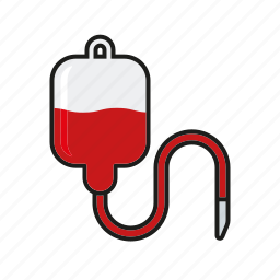 blood, healthcare, hospital, infusion, medical, plasma, transfusion icon