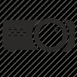camera, cinema, film, movie, multimedia, projector icon