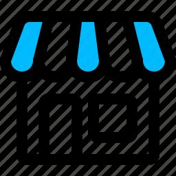 ecommerce, shop, store icon