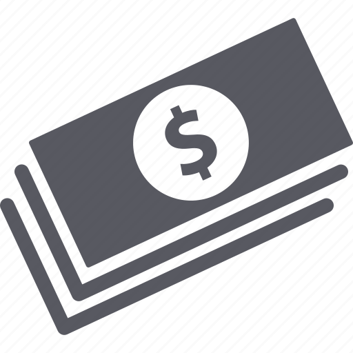 cash, coin, dollar, finance, income, money, pay icon