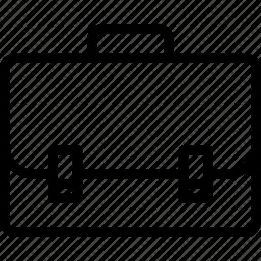 archives, bag, business, finance, portfolio icon