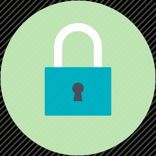lock, locked, padlock, password, privacy, security icon