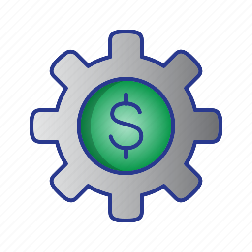 bussines, finance, setting, tools icon
