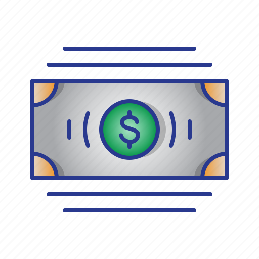 bussines, finance, money, payment icon