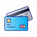 bussines, credit card, digital, finance, money, payment icon