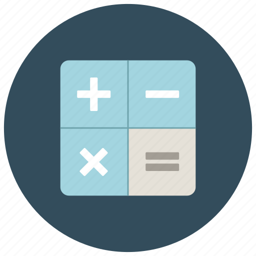 calculate, calculation, calculator, money icon