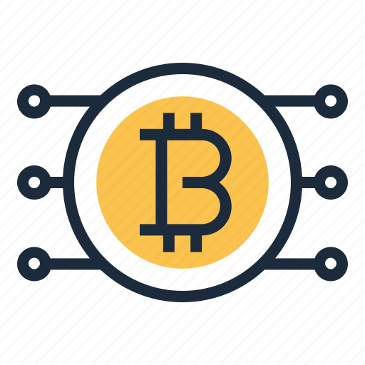 bitcoin, cryptocurrency, currency, finance icon