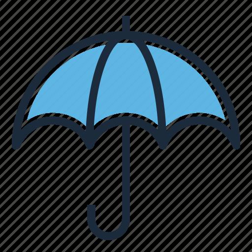 finance, insurance, umbrella icon