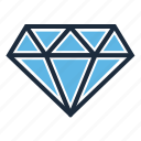 diamond, value, vip icon