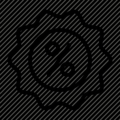 discount, finance, money, price, sale icon