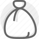 bag, business, finance, financial, funds, money icon