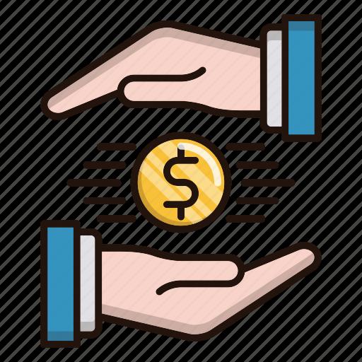 business, control, finance, financial, savings icon