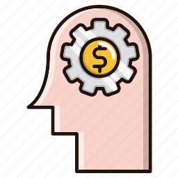 business, finance, idea, making cash, management, money icon