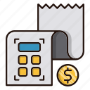 budget, business, document, finance, report icon