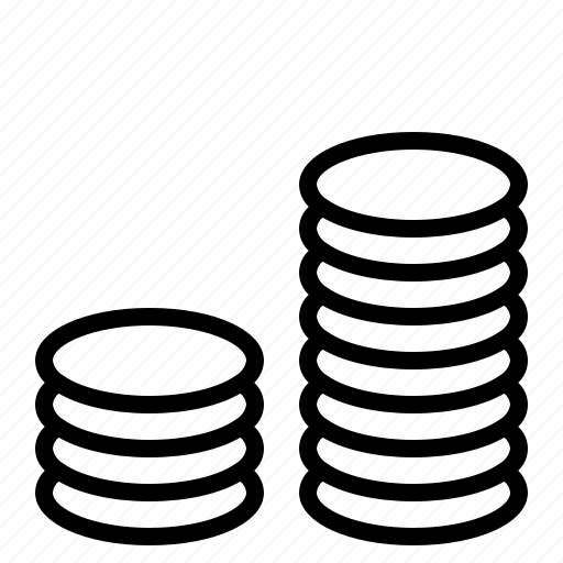 business, coin, finance, financial, money icon
