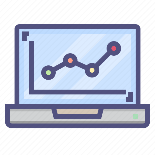 analytics, business, chart, finance, financial, marketing, report icon