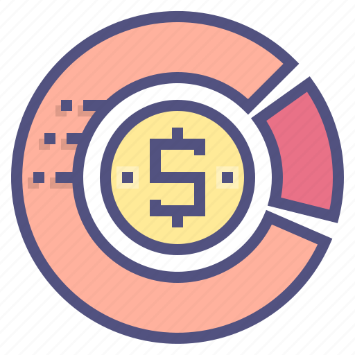 business, chart, finance, financial, marketing, money, payment icon