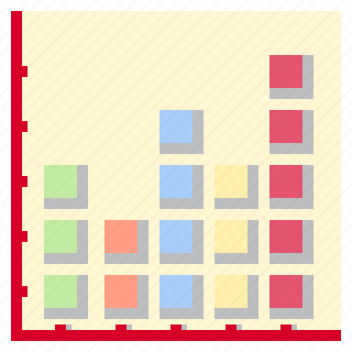 business, chart, finance, financial, marketing icon