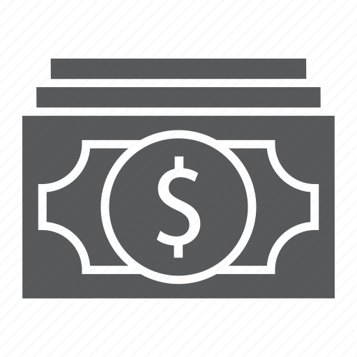 banking, business, cash, dollar, finance, money, payment icon