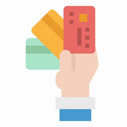 bank, business, card, pay, payment icon
