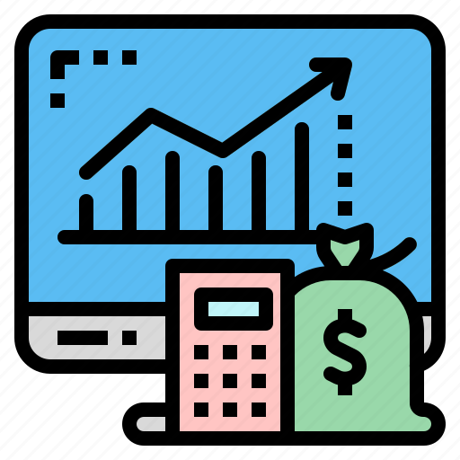 bag, coin, dollar, investment, money icon