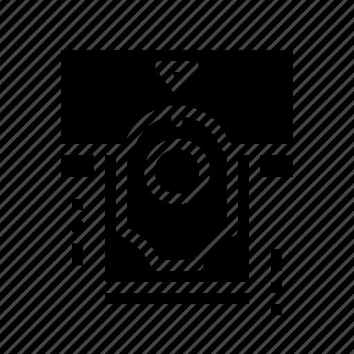 atm, cash, machine, money, notes icon