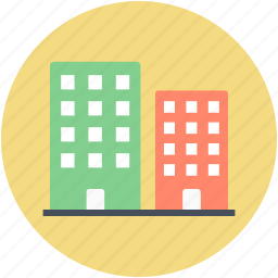 building, buildings, city buildings, commercial, commercial buildings, hotel, hotel flats, modern buildings icon