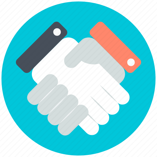 business partner, businessmen, deal, relationships, shake hand icon