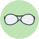 eyeglasses, glasses, goggles, specs, spectacles icon