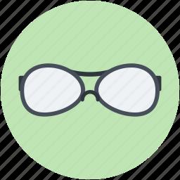 eyeglasses, glasses, goggles, specs, spectacles icon