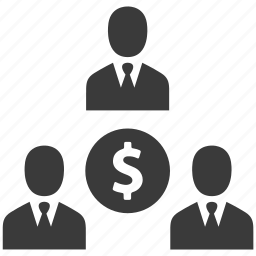 business, finance, group, money, people, team, users icon
