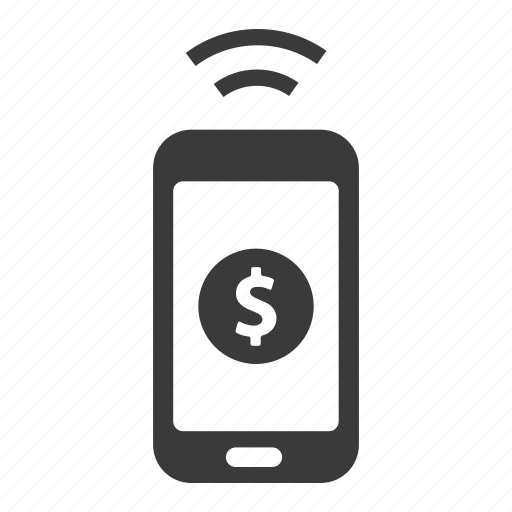 buy, finance, pay, payment, phone, shopping, smartphone icon