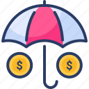 funds, insurance, protection, umbrella