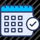 calendar, clock, event, planning