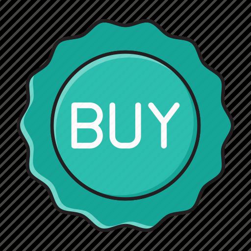 buy, label, sale, sticker, tag icon