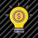 bulb, creative, idea, innovation, light
