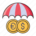 banking, finance, insurance, money, security icon