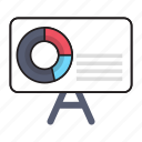 board, business, chart, graph, presentation
