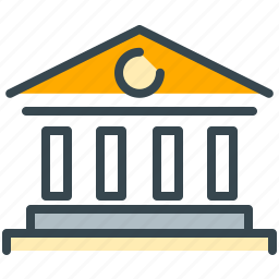 bank, business, cash, finance, financial, money icon