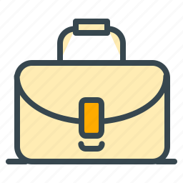 bag, briefcase, case, finance, luggage, suitcase icon