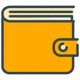 cash, finance, money, payment, shopping, wallet icon