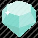 crystal, diamond, expensive, fashion, jewelry icon