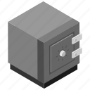 locker, protection, safety, secured, security icon