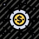 distribution, dividends, finance, money, payments