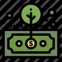 asset, finance, investment, return, roi