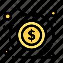 cash, flow, investment, return