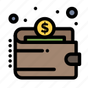 cash, money, payment, wallet